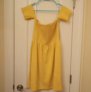 Juicy morning sunshine smoked dress M